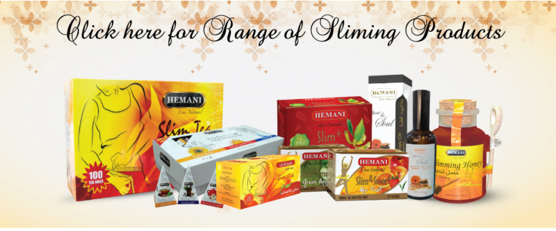 Range of Slimming Tea